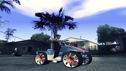 Dicas e códigos para carros do jogo GTA San Andreas