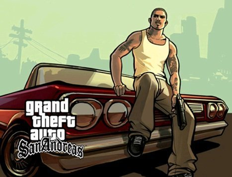 San Andreas Grand Theft Auto