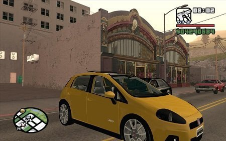 Diferença entre MODs e códigos para GTA San Andreas