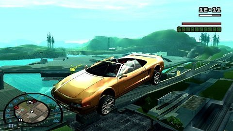 C  Digos GTA San Andreas PS2     Carros