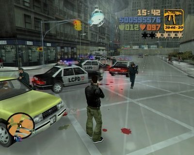 Screenshot GTA III