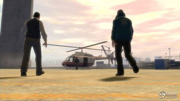 Como passar a missão Dust Off do GTA IV?