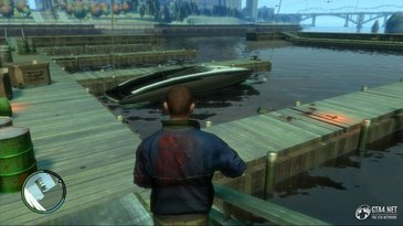 Como completar a missão Catch The Wave do GTA IV?